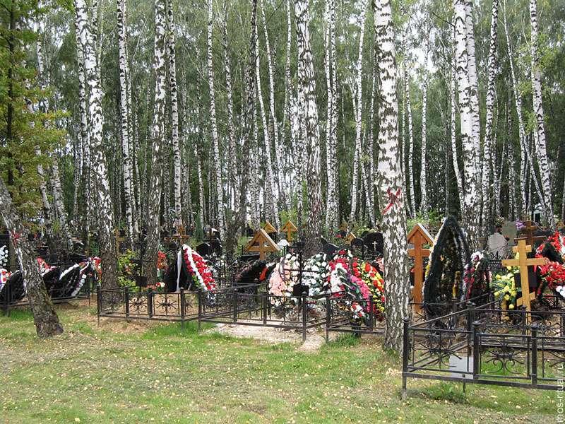Бутовское кладбище