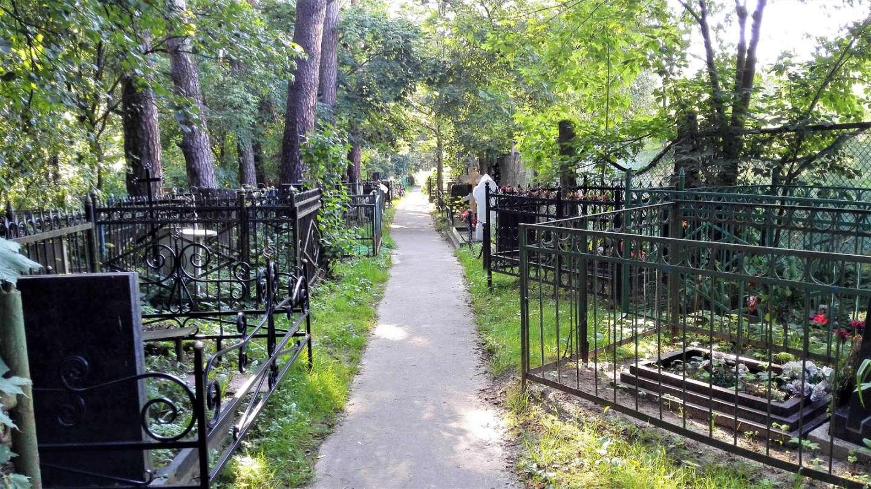 Переделкинское кладбище