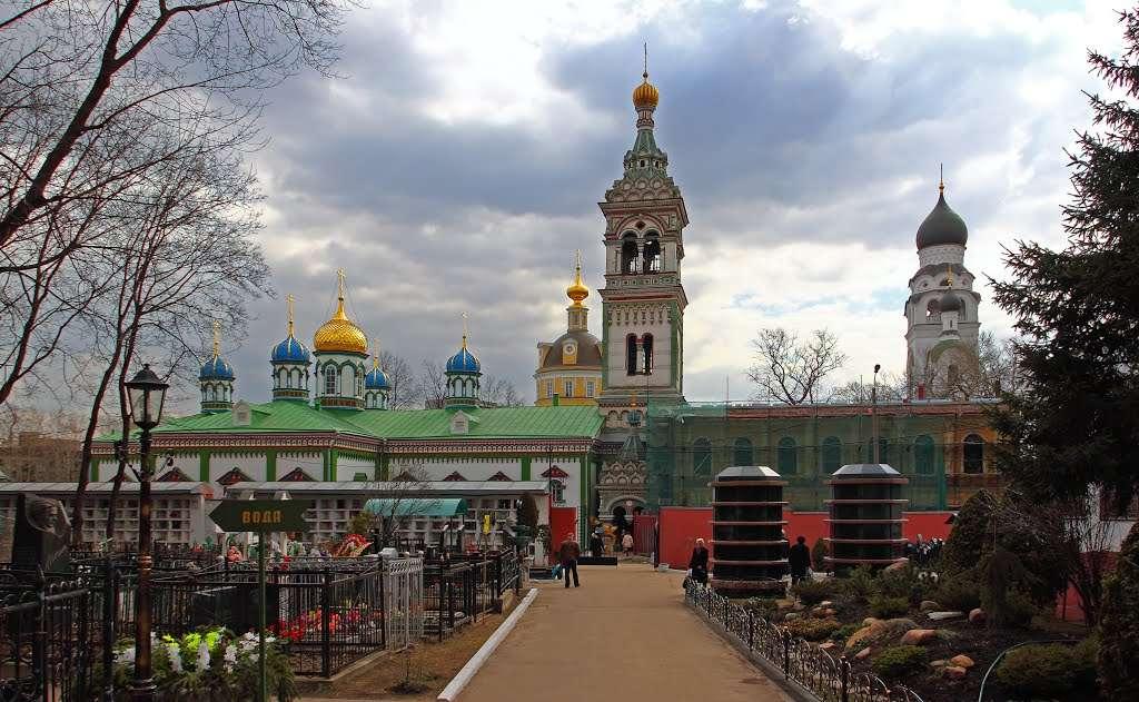 Рогожское кладбище