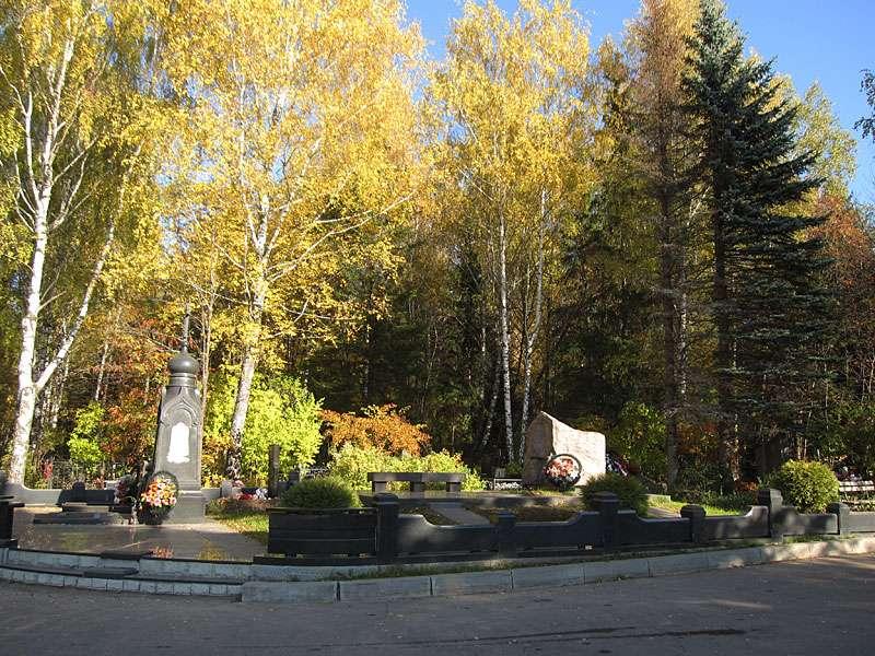 Зеленоградское Центральное кладбище