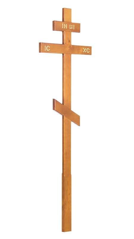 Крест сосновый КДС-02 «Католический»