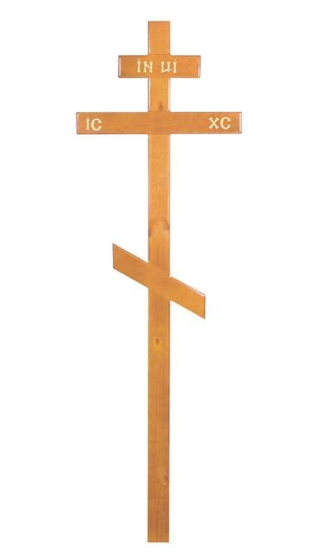 Крест сосновый КДС-10