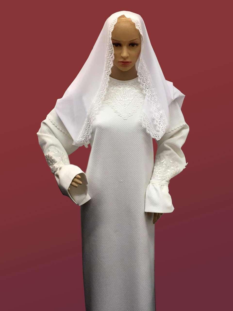 Женский комплект ритуальной одежды №5