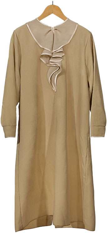 Женский комплект ритуальной одежды №1