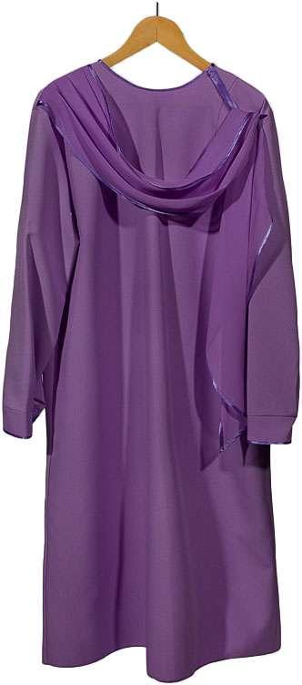 Женский комплект ритуальной одежды №2